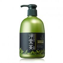 【防疫必備】-茶籽植萃制菌洗手露 350ml