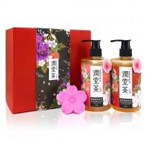 【茶寶 潤覺茶】客家風華桃花禮盒3件組