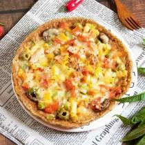 【樸園嚴選】非麵粉蔬食披薩(8寸)