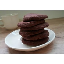 【樸園嚴選】非麵粉無麩質鬆餅乾(巧克力口味)